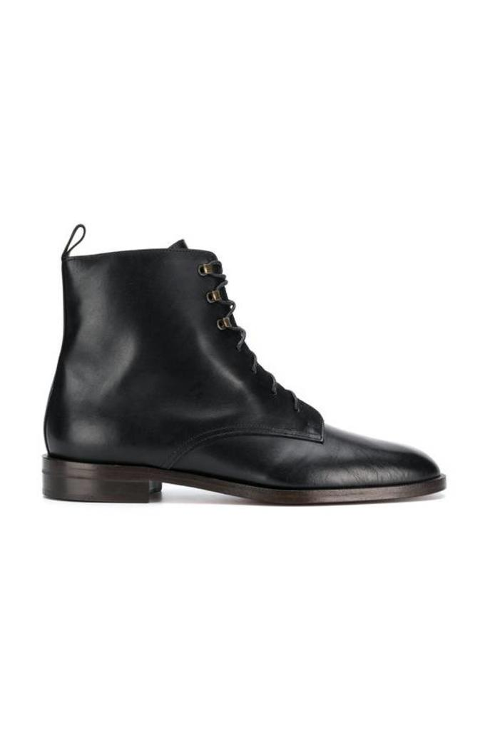 Glasgow boots black
