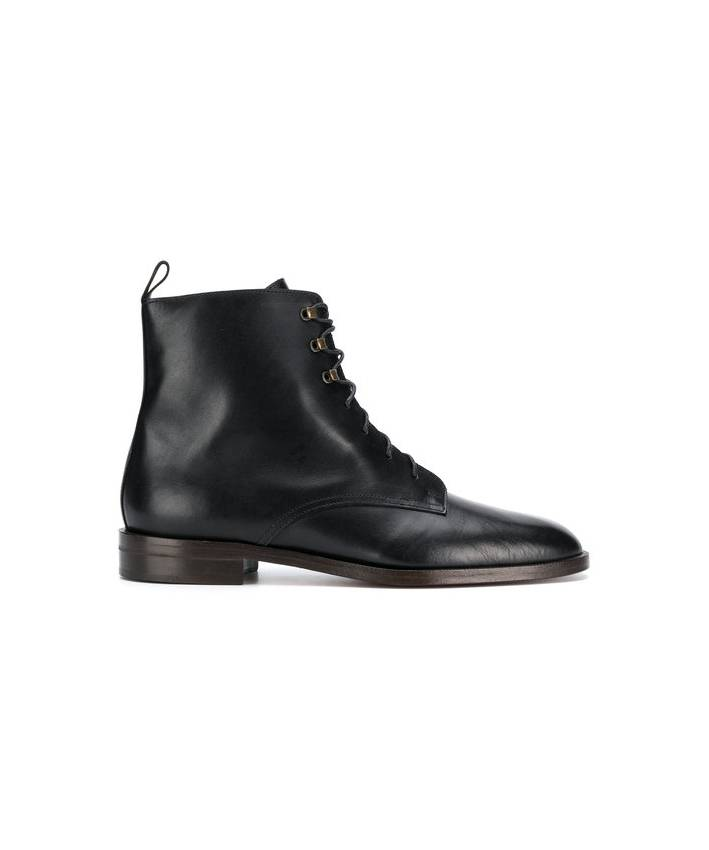 Michel Vivien Glasgow boots black