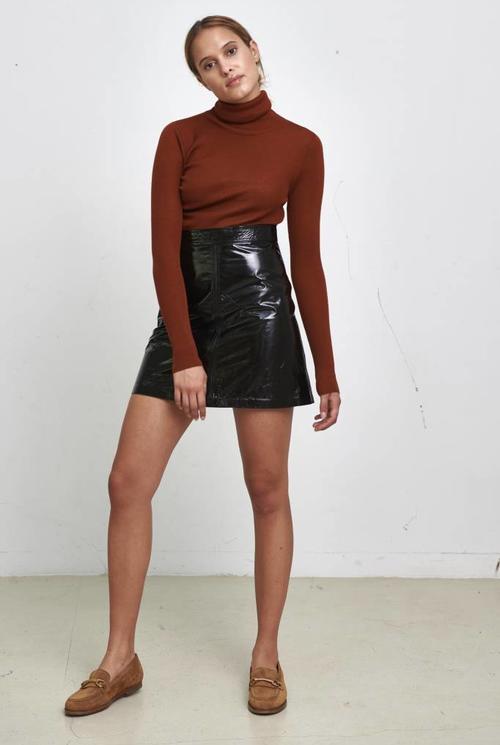 Juna skirt black