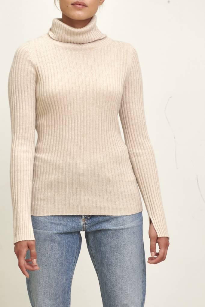 Nili Lotan Sesia sweater ivory