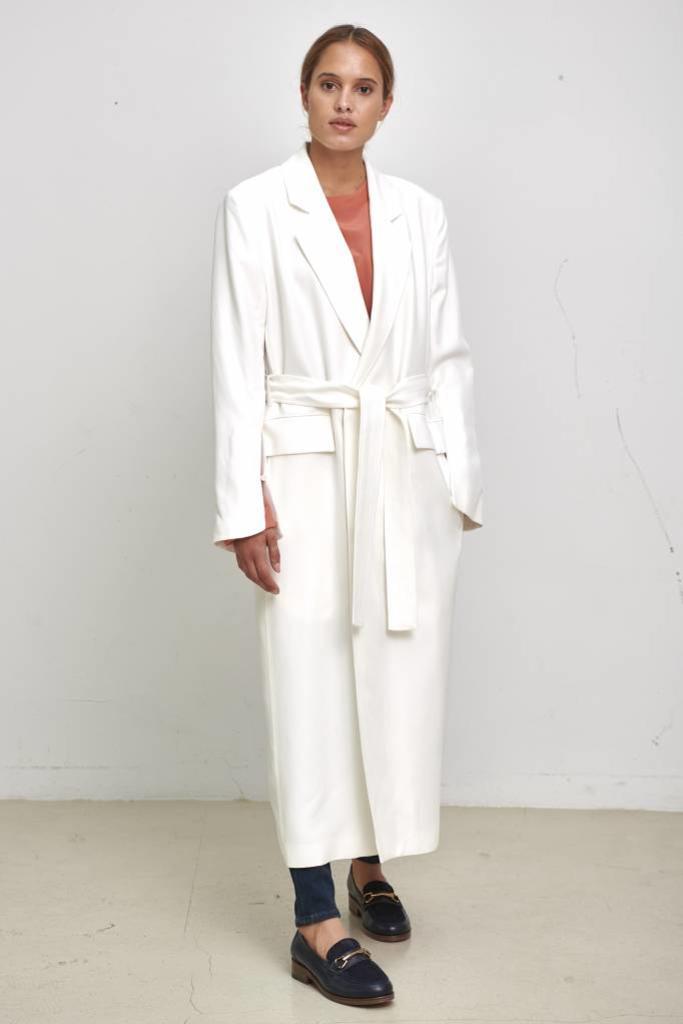 Amor coat off-white