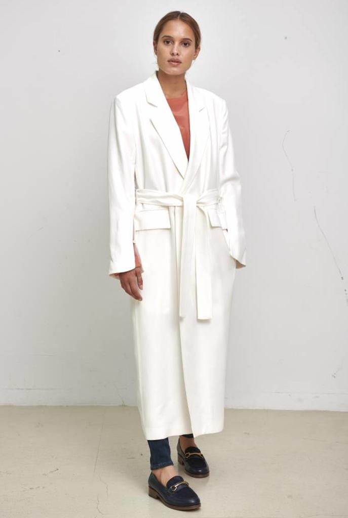 Amor coat off-white