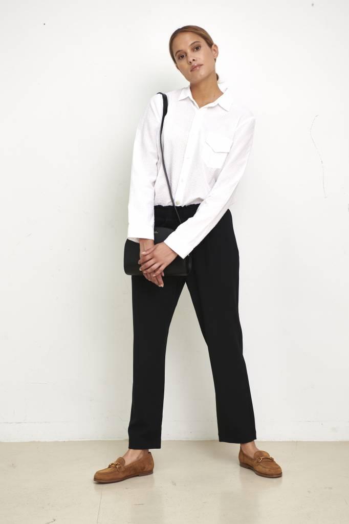 Pomandère elastique pantalon black
