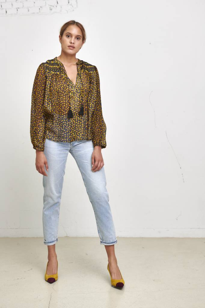 Liya jeans rock-on