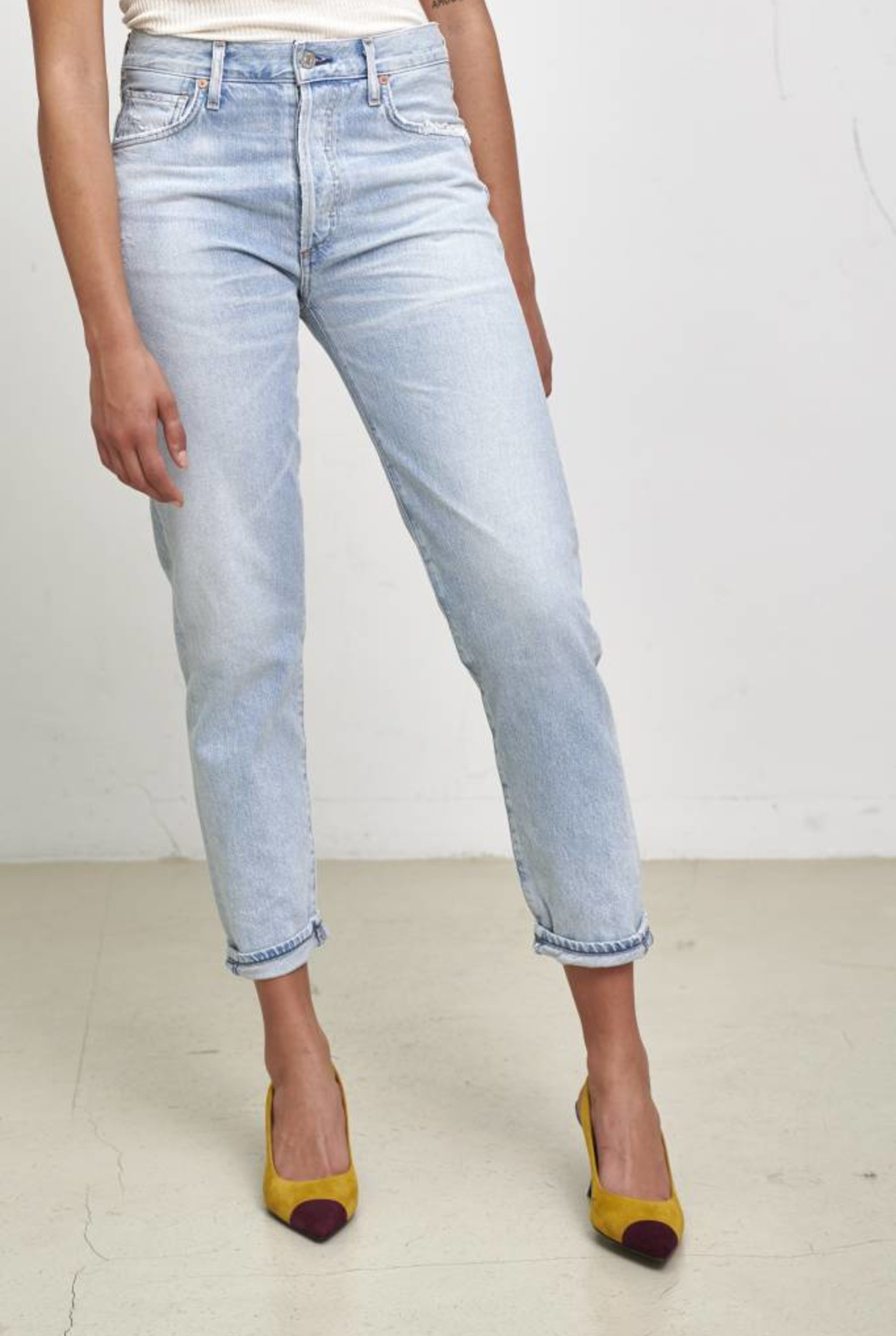 Liya jeans rock-on