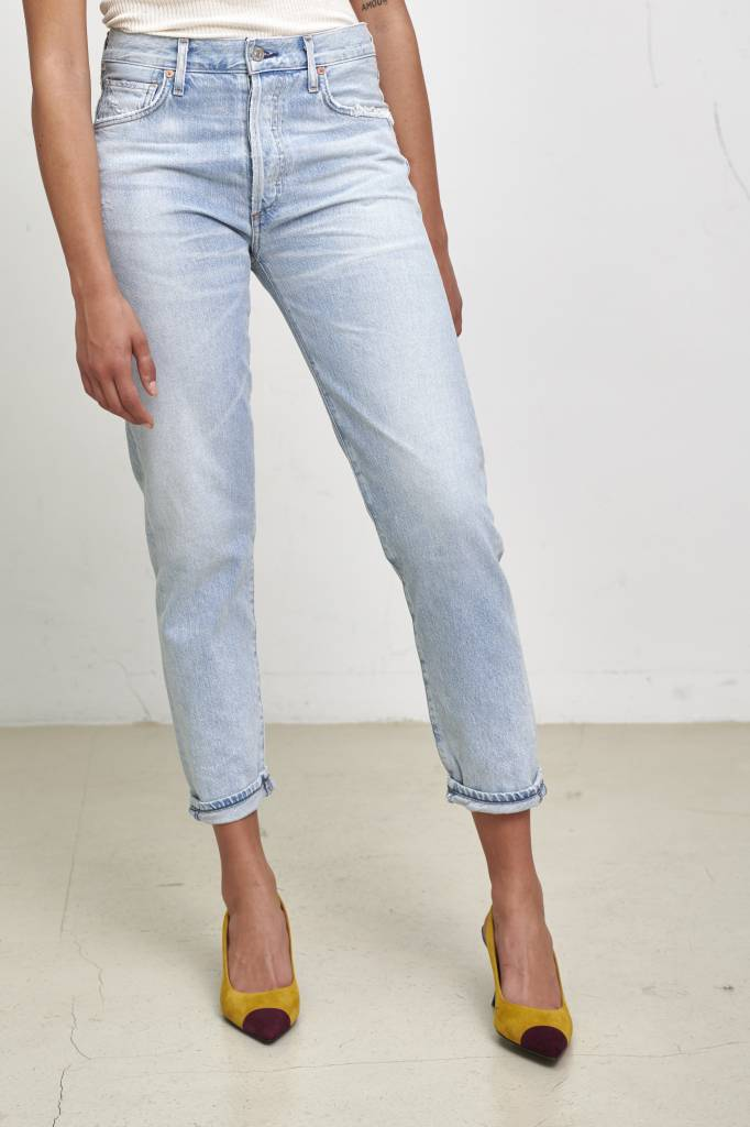 half off de00b 1cf3f Citizens of humanity Liya jeans Rock-on