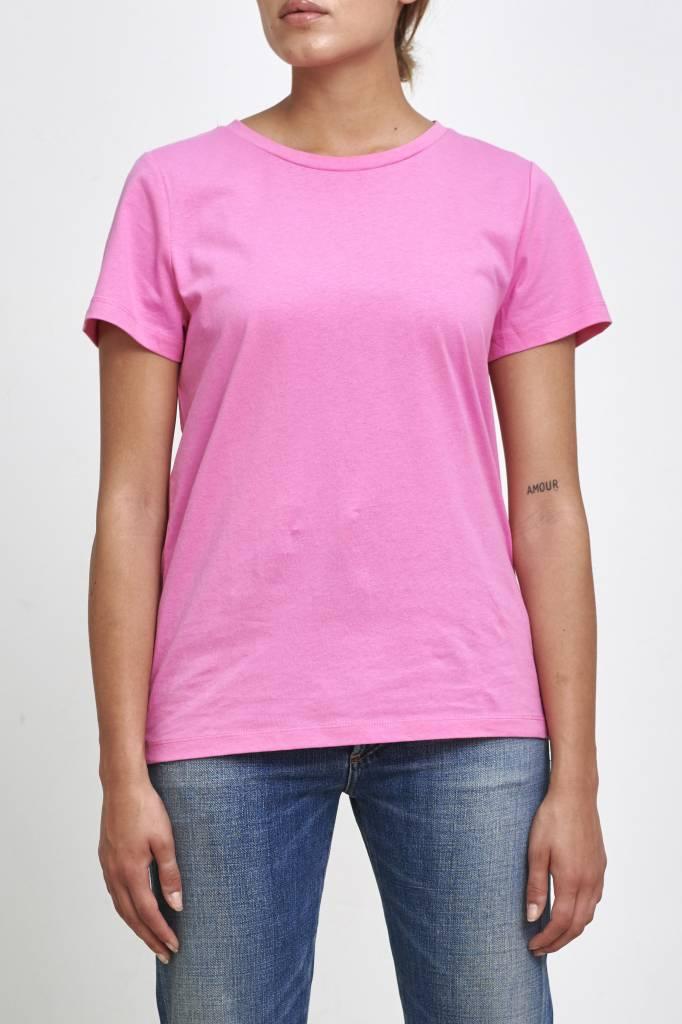 Poppy t-shirt pink