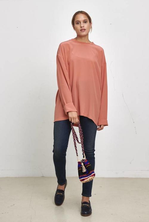 LOL mini top grape silk