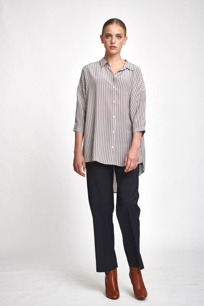Kokoon Bianca shirt Tricolo stripe