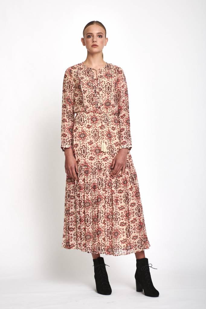 Vanessa Bruno Jelyssa dress sorbet print
