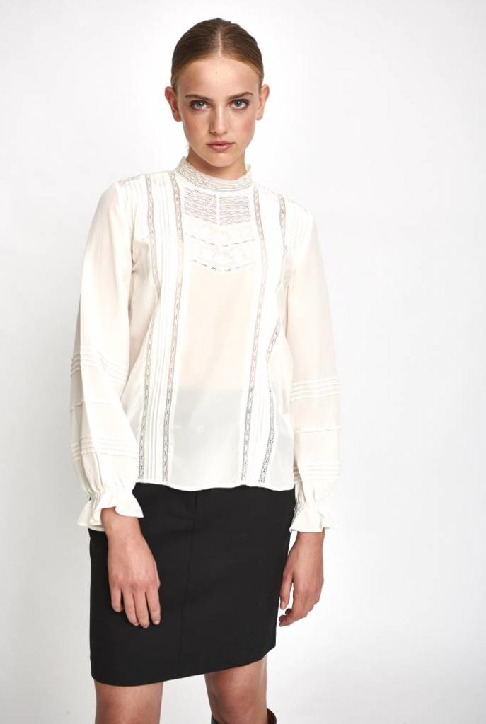 Joia blouse ivory
