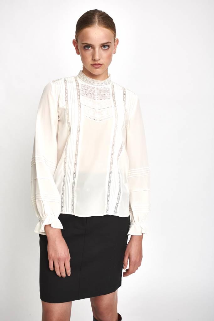 Vanessa Bruno Joia blouse ivory
