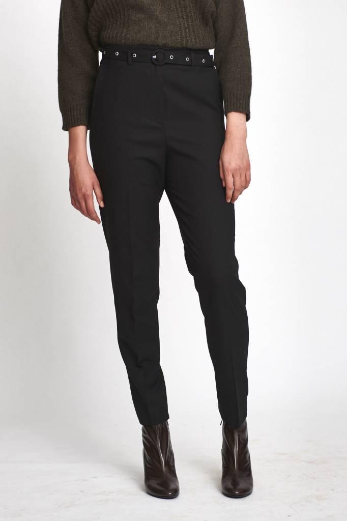 Les Coyotes De Paris Johnny pantalon in black