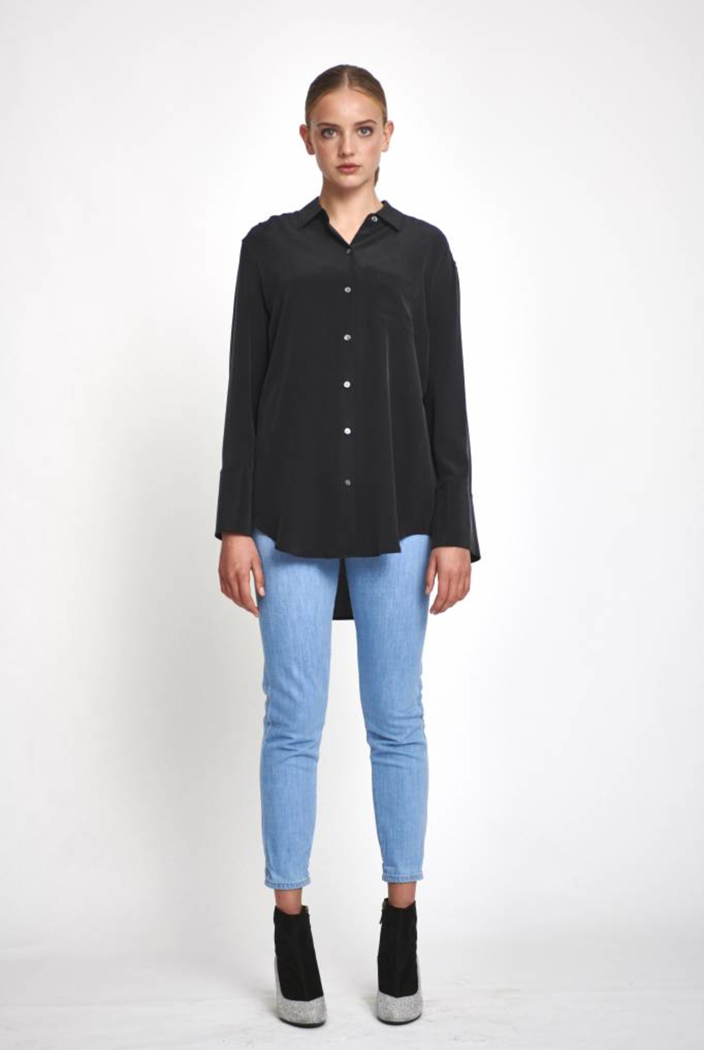 Coco shirt true black