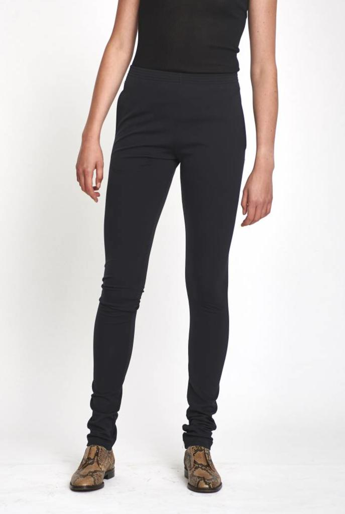 Legging navy lycra light