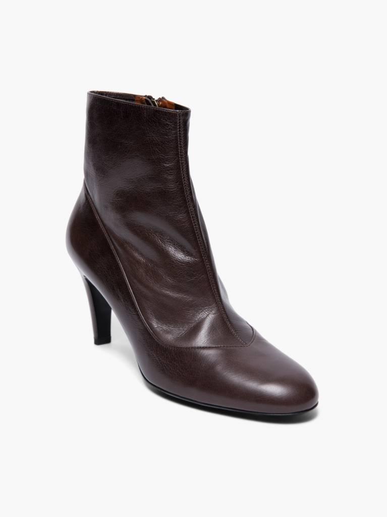 Violet boot carbon brown