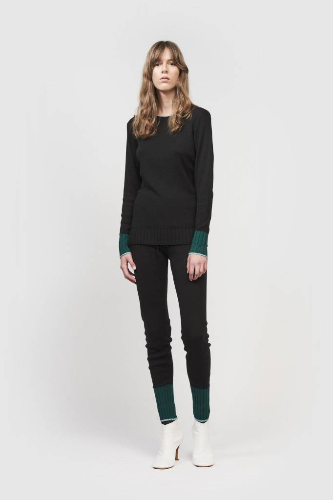 Kokoon Dex leggings black/ green/ blue