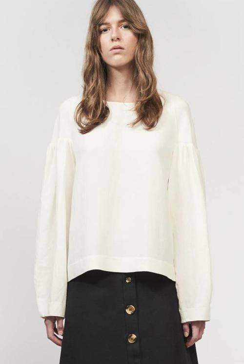 Duna blouse off white