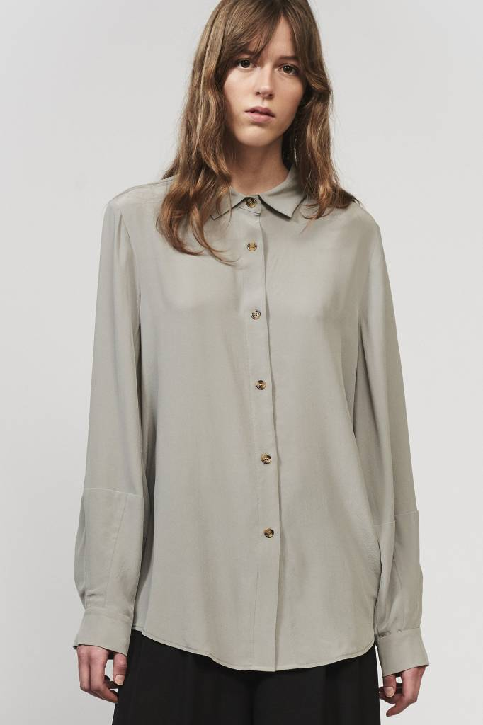 Bopa shirt ash grey