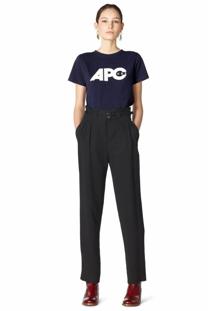 Pantalon Joan black