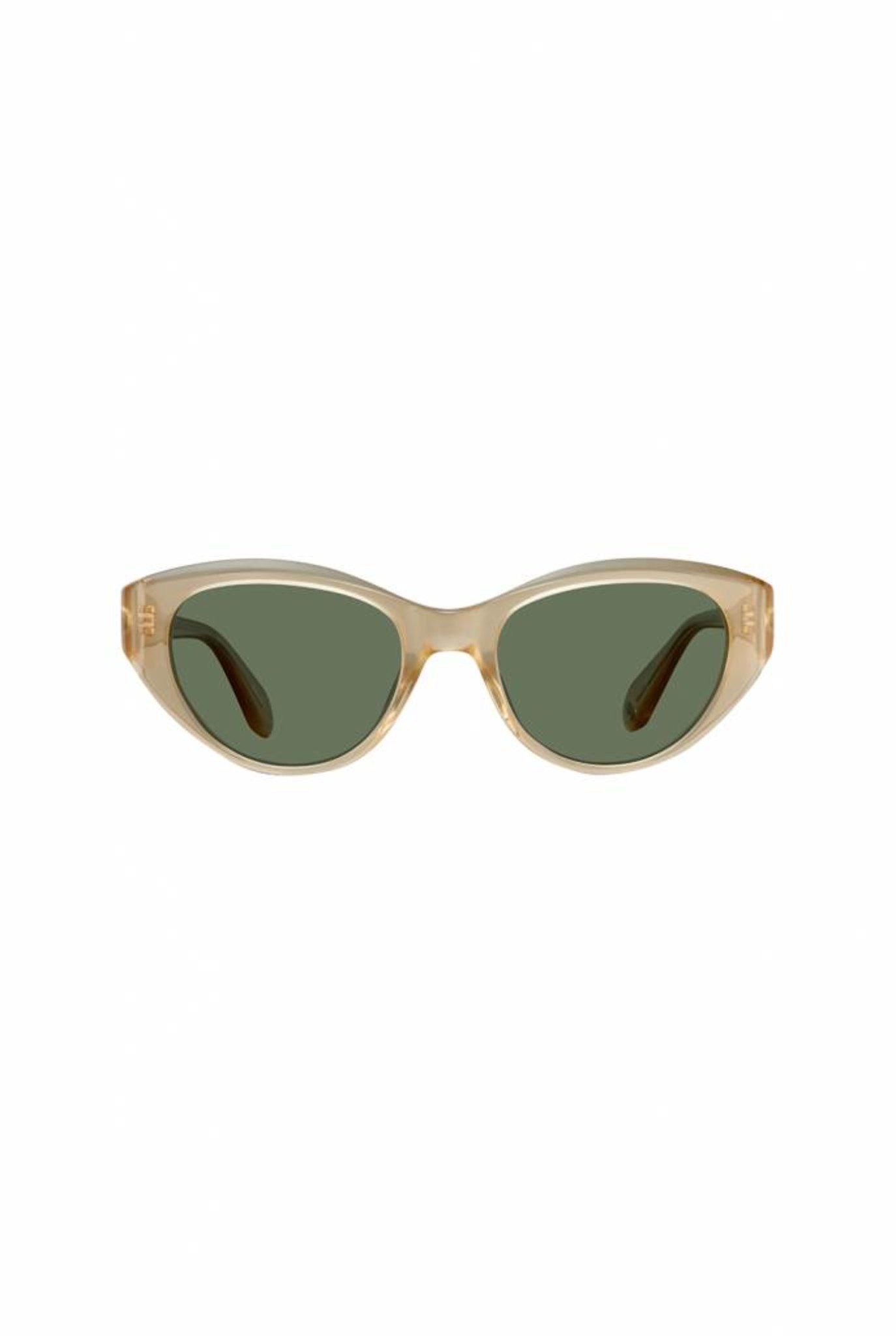 Del Rey sunglasses blonde green