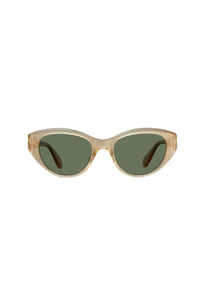 Del Rey sunglasses blonde green