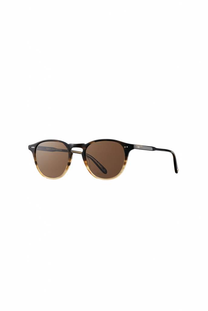 Hampton sunglasses sandalwood drift pure coffee