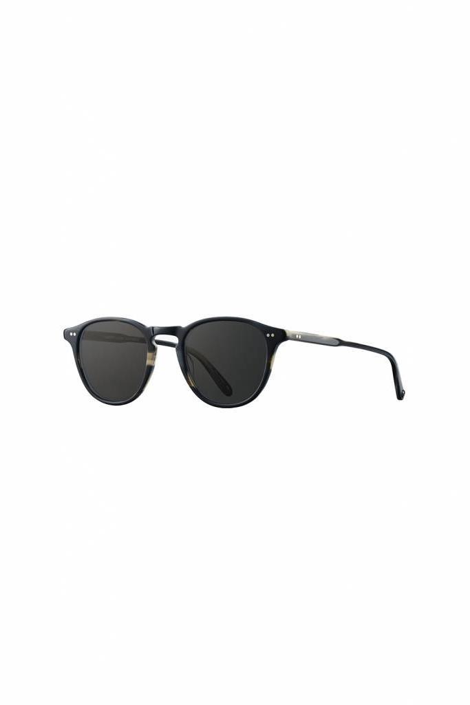 Hampton sunglasses basalt grey black