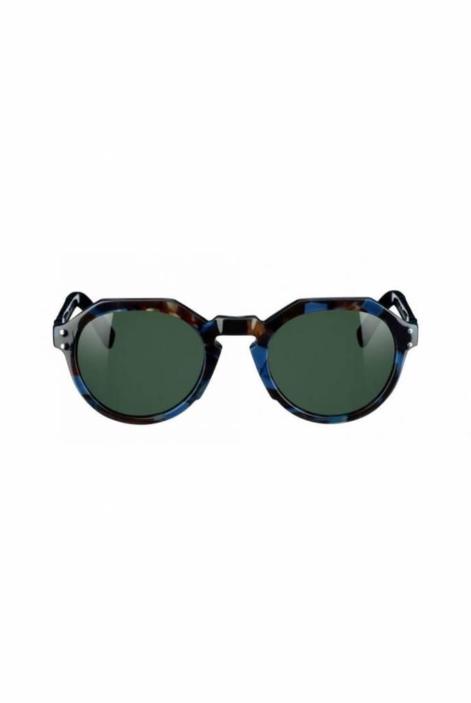 Trocadero sunglasses blue turtle
