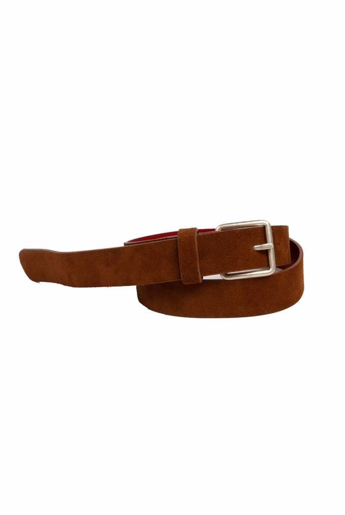 Daim belt brown
