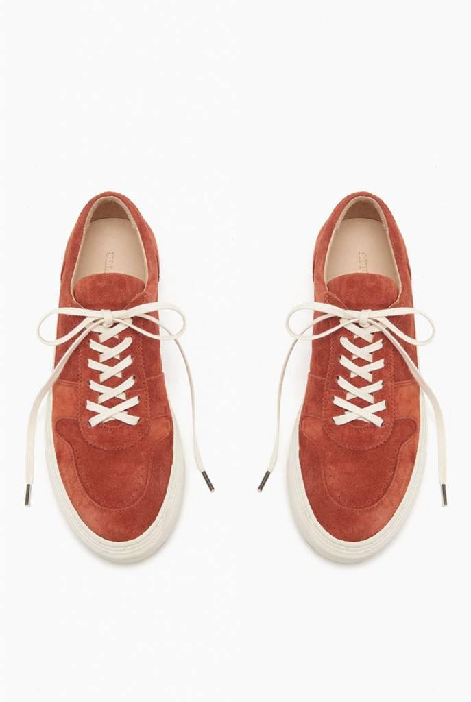 Kai sneakers henna suede