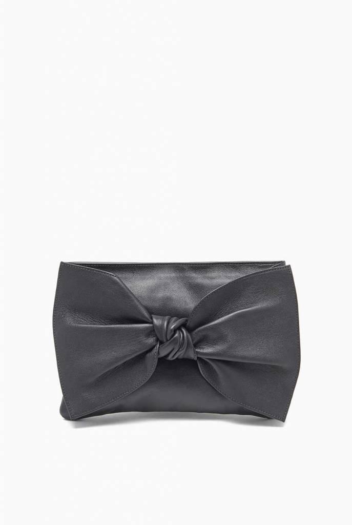 Tali clutch black