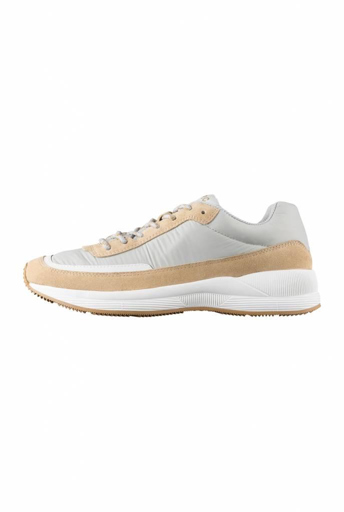 Running femme sneakers grey