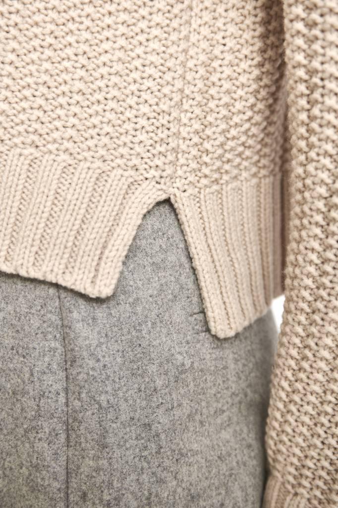 Soribs mini sweater rosee