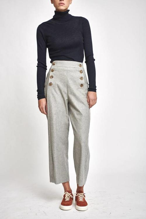 Senorita Dito pantalon light grey
