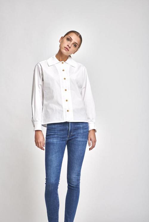 Naido blouse white
