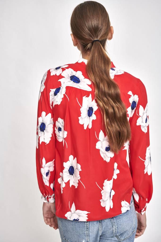 Cornelia blouse blood moon