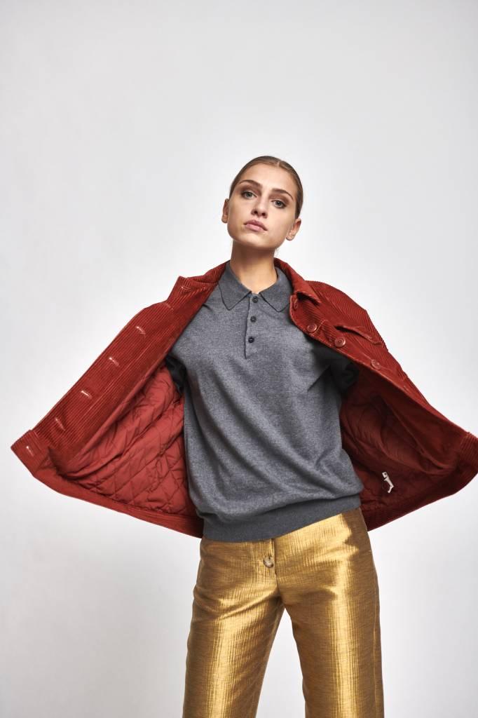 Alto jacket Umber