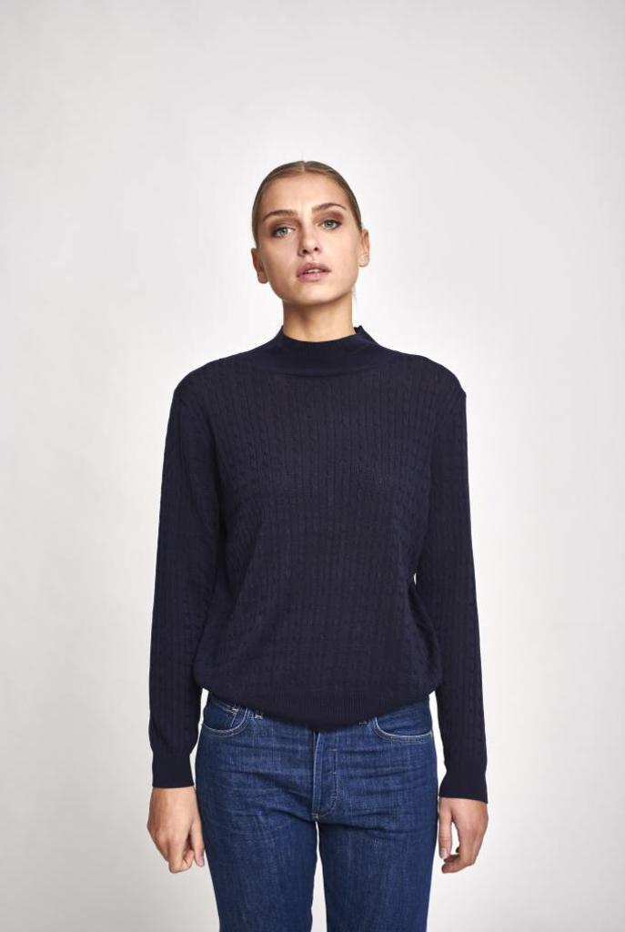 Esmee sweater in navy
