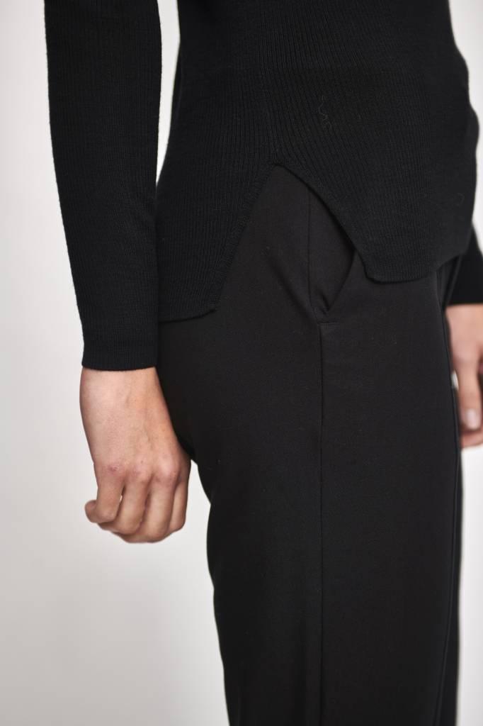 Fair pullover black