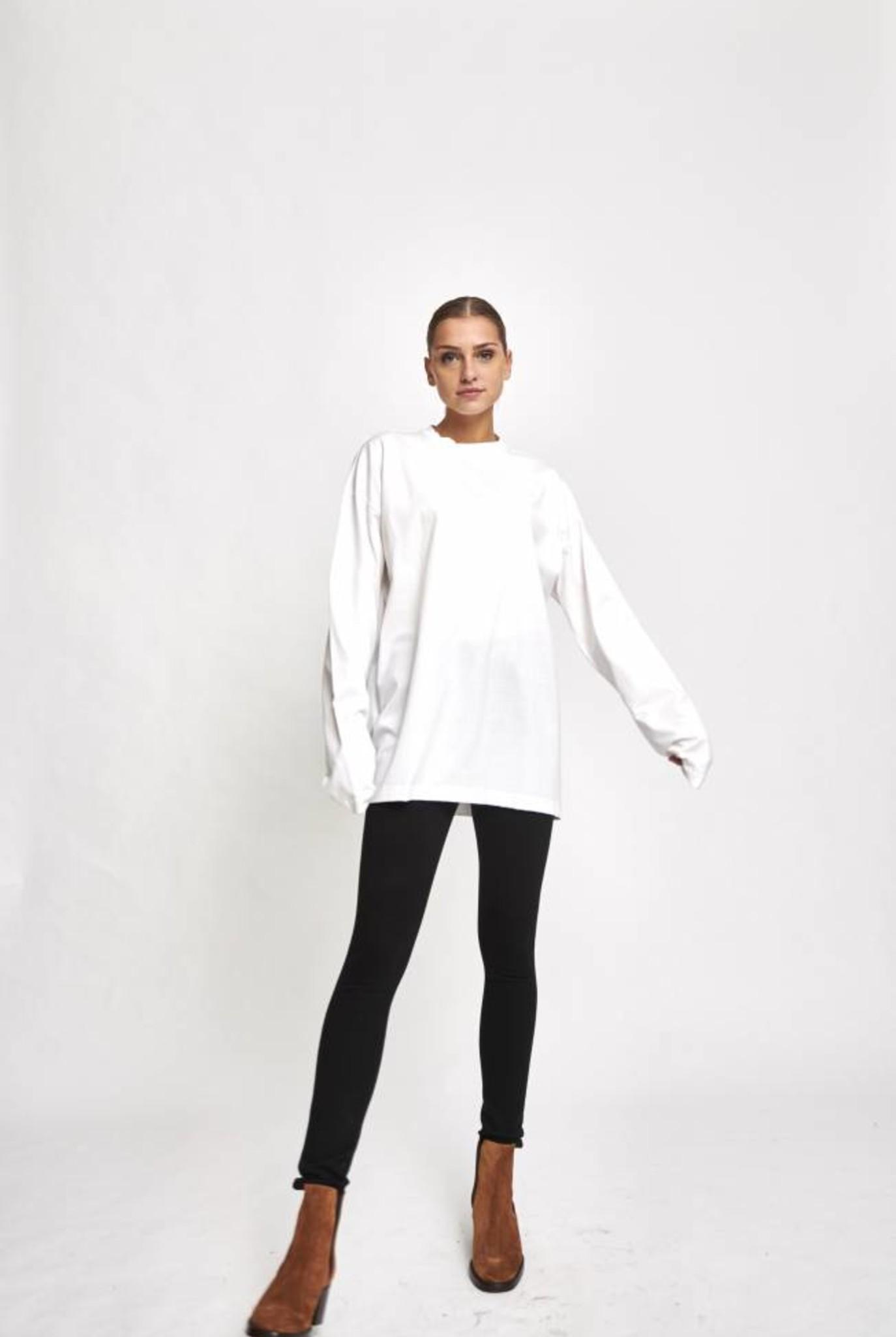LOL mini white jersey