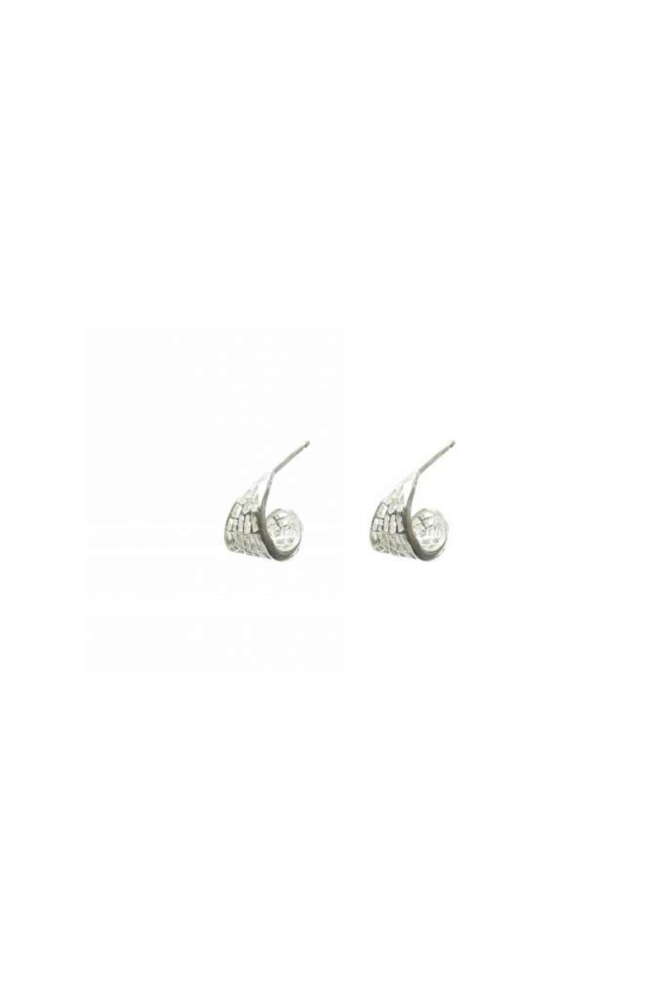 firefly earrings silver