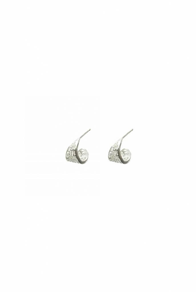 firefly earrings silver