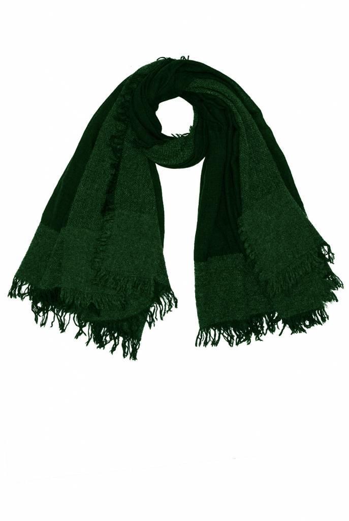 Isadora scarf green