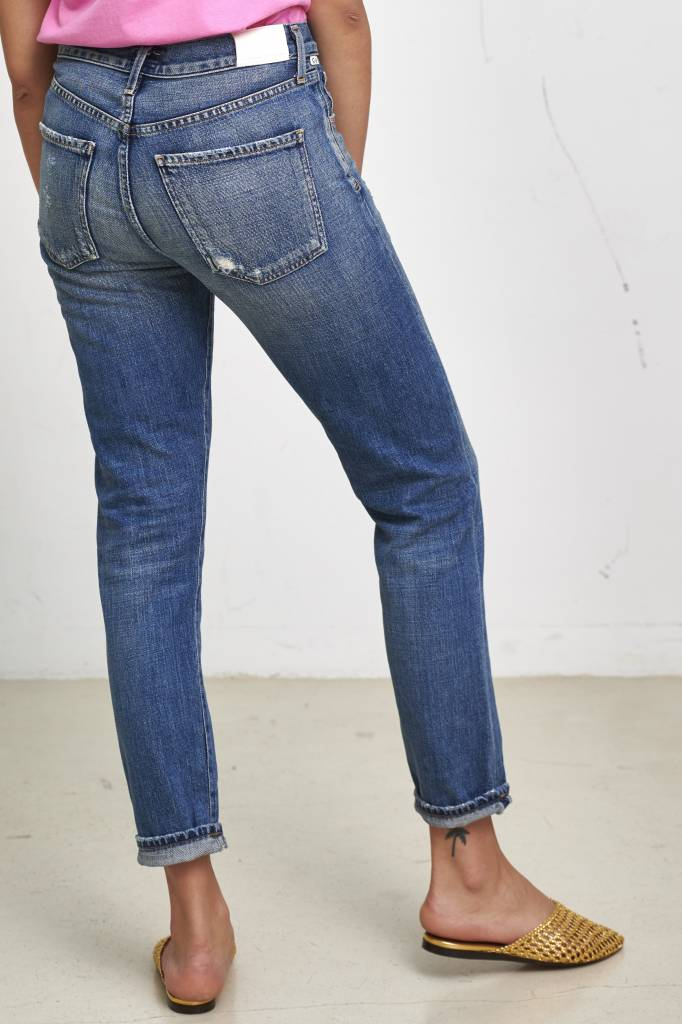 Liya jeans Fade out