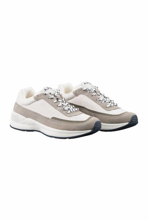 Running femme sneakers white