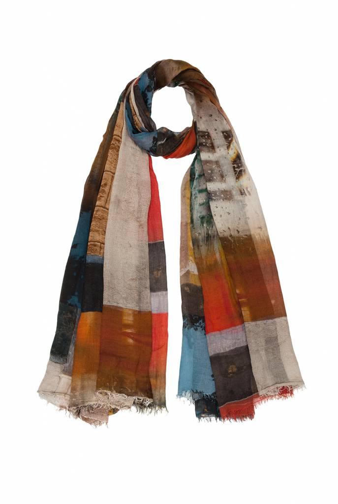 Metropoli scarf