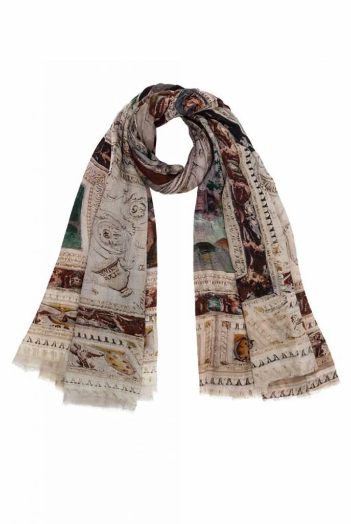 Casino Pio IV scarf