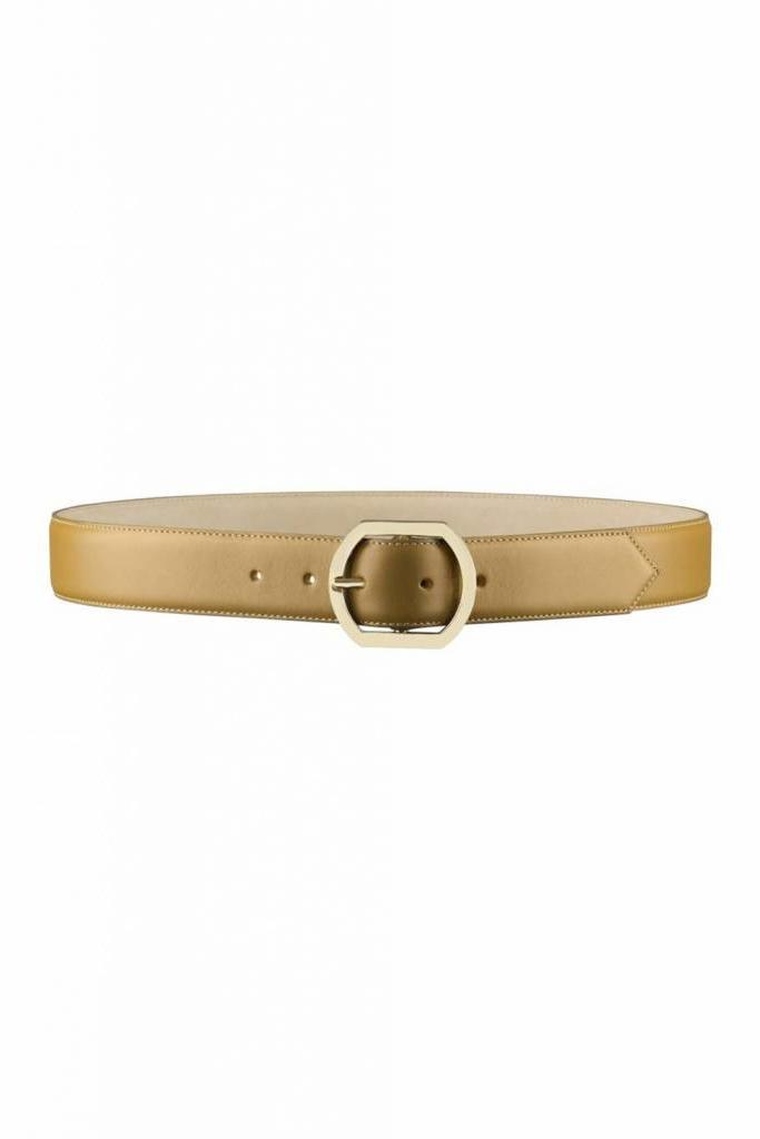 Mathilde belt camel