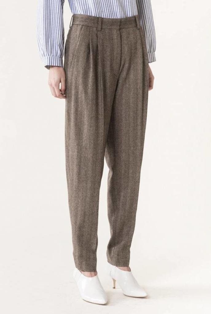 Jordi trousers brown